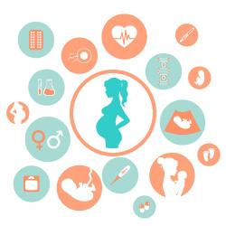 Cuidado infantil y embarazo