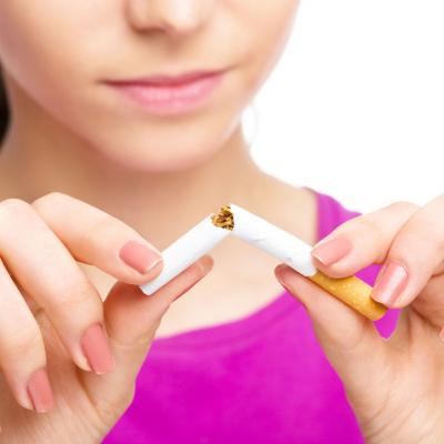 Ajuda a deixar de fumar
