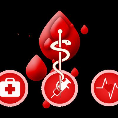 Determinación grupo sanguíneo