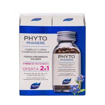 Phytophanere  Duo Fuerza Cabello&Uñas 240 Caps