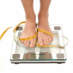 Control de peso y IMC