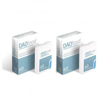 Daofood 60 mini comprimidos pack 2 unidades