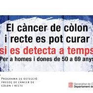 Programa de detección de cáncer de colon