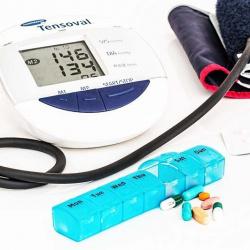 Control de peso, tensión, glucosa y triglicéridos