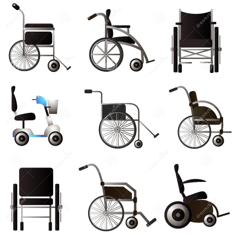¿Cómo escoger la silla de ruedas adecuada?