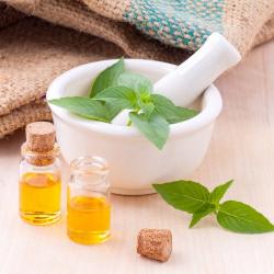Aromaterapia y fitoterapia