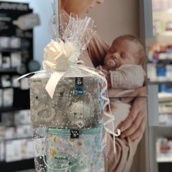 Cistelles personalitzades per nadons
