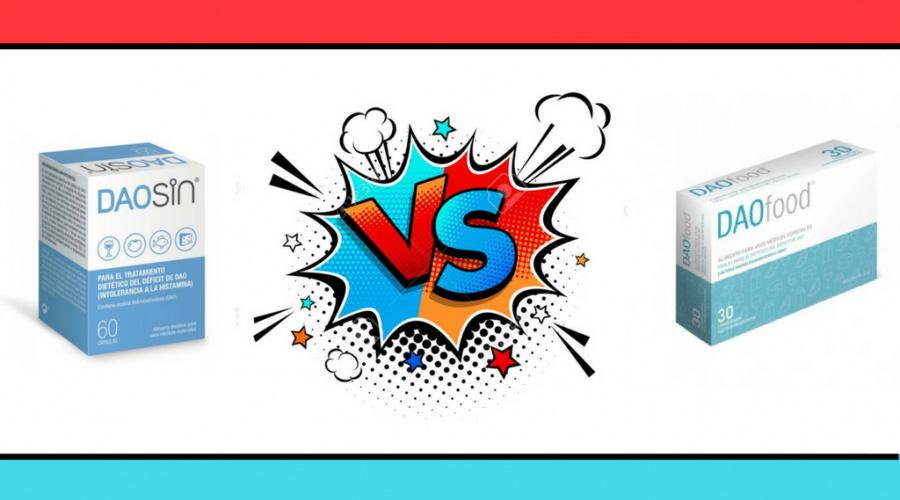 Comparación - review DAOsin y Daofood. ¿Son lo mismo?