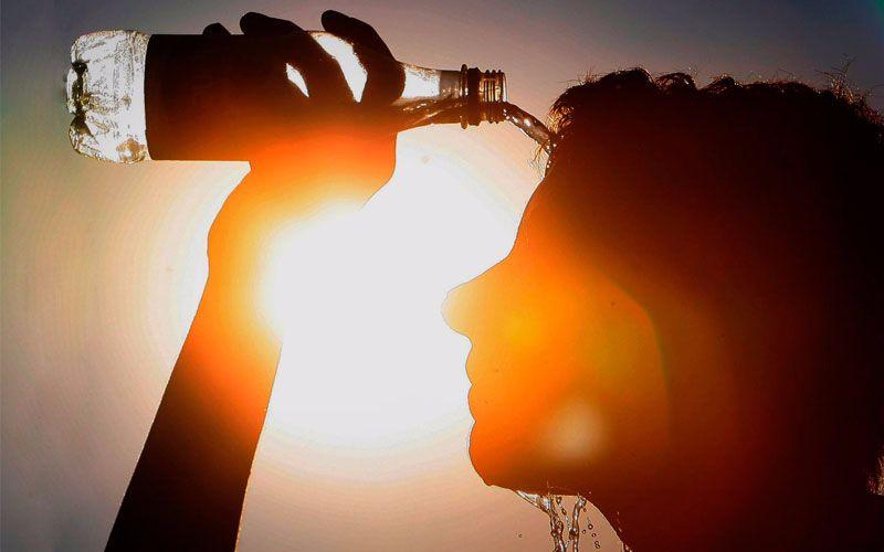 Consejos para protegerte del calor.