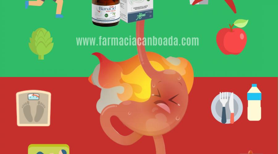 ¿Puedo tomar Omeprazol para la acidez de estómago? Uso del Omeprazol y que SÍ debemos hacer en caso de acidez