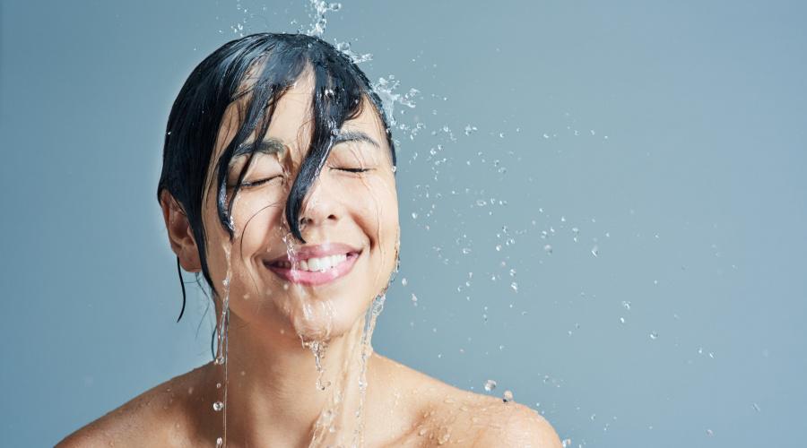 Agua y salud de la piel