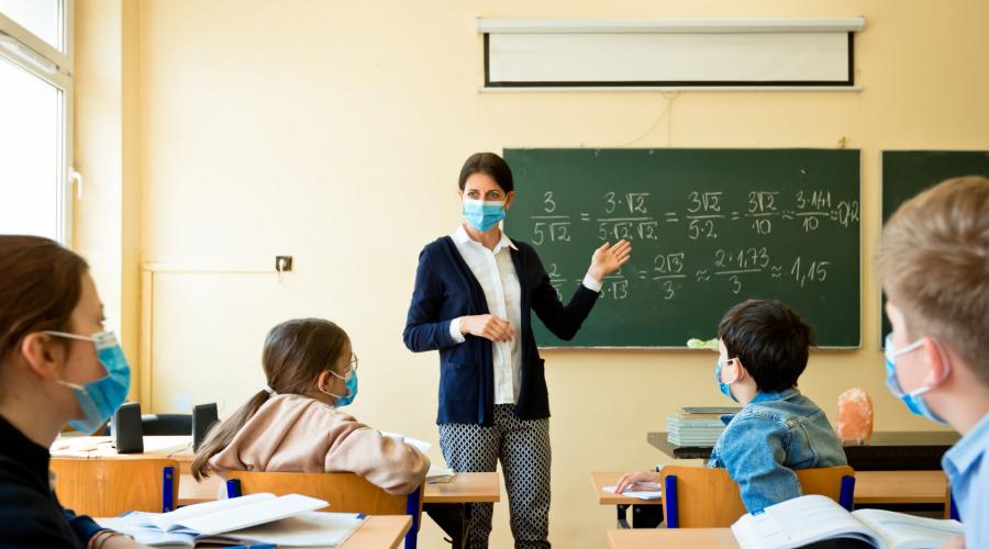 Los niños vuelven al cole, pero ¿qué mascarilla es la más adecuada?