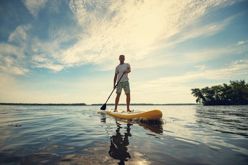Deportes en el agua, conoce sus beneficios