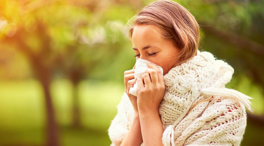 La alergia y la importancia de los lavados nasales