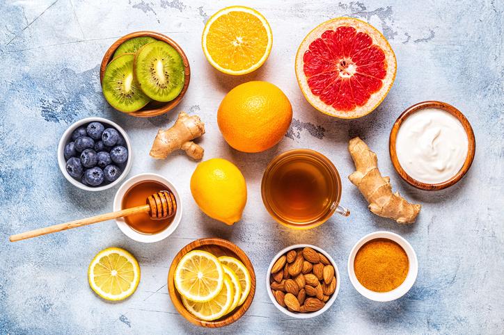 Zinc, vitamina C y D, aliados para tus defensas este otoño