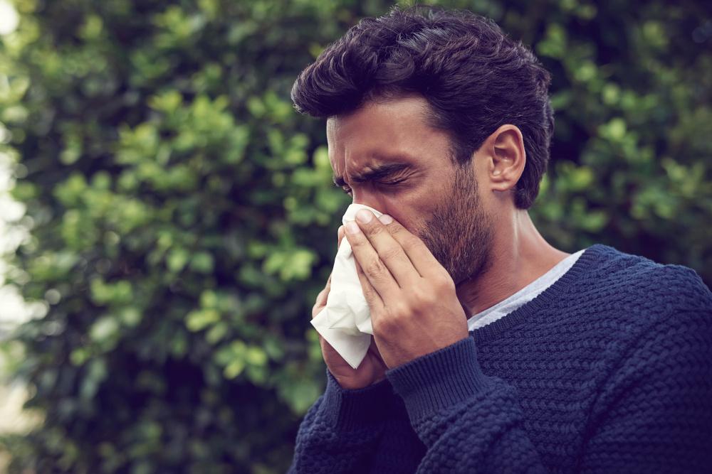 alergia CFO