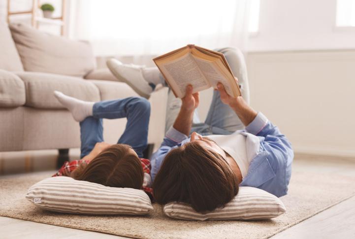 5 Beneficios de la lectura para tu bienestar