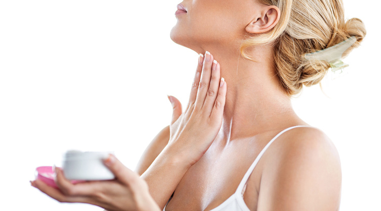 Consells per tenir cura del coll i l'escot