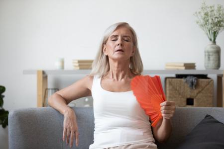 Cops de calor en persones grans