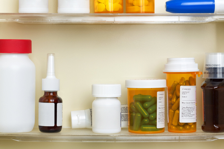 Medicamentos en casa