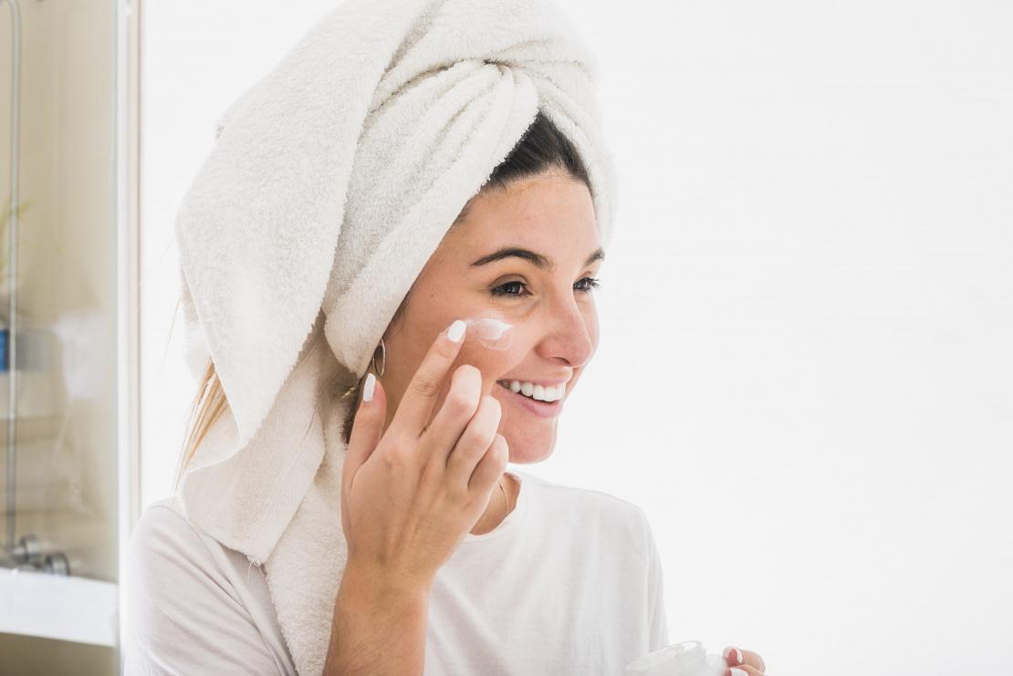 Prepara la pell abans del maquillatge