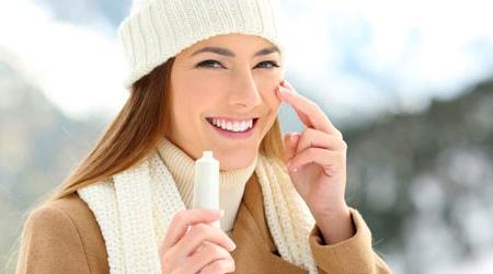 Protegir la pell del fred