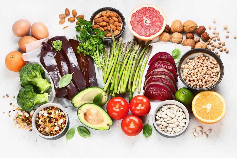 ¿Qué vitaminas debes incluir en tu dieta?