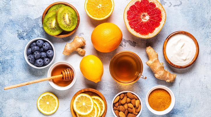 Zinc, vitamina C i D, aliats per a les teves defenses aquesta tardor