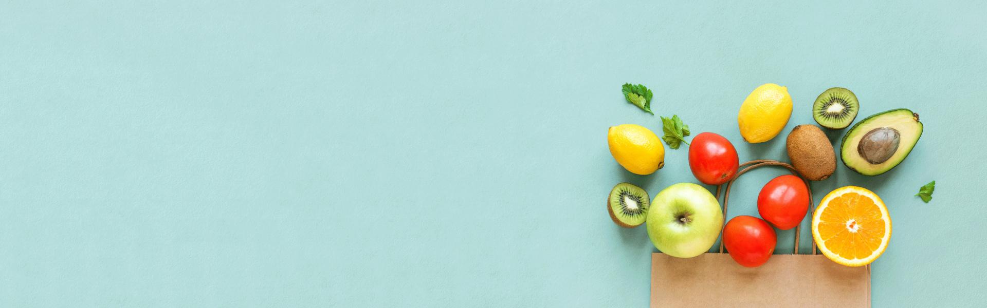 <p>Combina rojo, amarillo,naranja,<br /> violeta y verde en tus platos.</p>  <p></p>