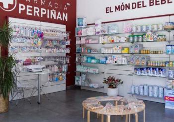 Instalaciones de Farmacia Perpiñán en Vila-real
